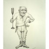 Wrinkle - drawing