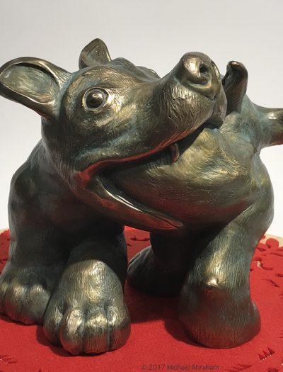 dog eat dog michael abraham bronze canadian artist art 2 72 dpi web